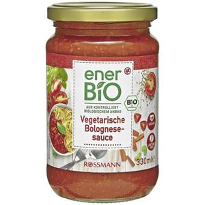 enerBiO Bio vegetarische Bolognesesauce 5.12 EUR/1 l