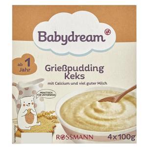 Babydream Grießpudding Keks 3.23 EUR/1 kg