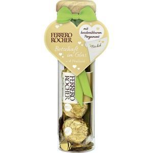 Ferrero Rocher Botschaft im Glas 9.98 EUR/100 g