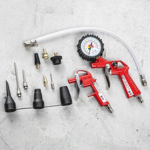 Kraft Werkzeuge Druckluft Zubehör Set 13-tlg.