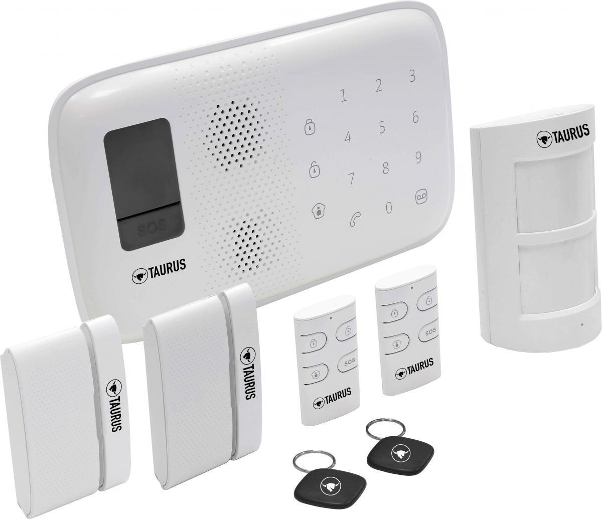 Bild 1 von TAURUS 03 Alarmsystem-Basispaket