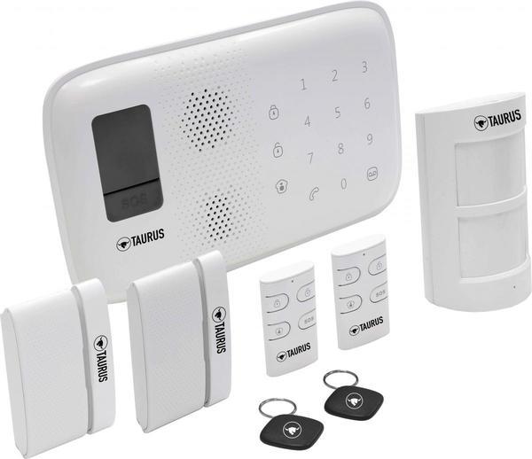 TAURUS 03 Alarmsystem-Basispaket