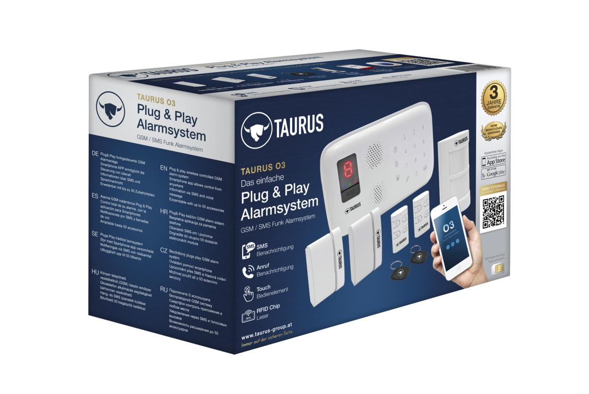 Bild 5 von TAURUS 03 Alarmsystem-Basispaket