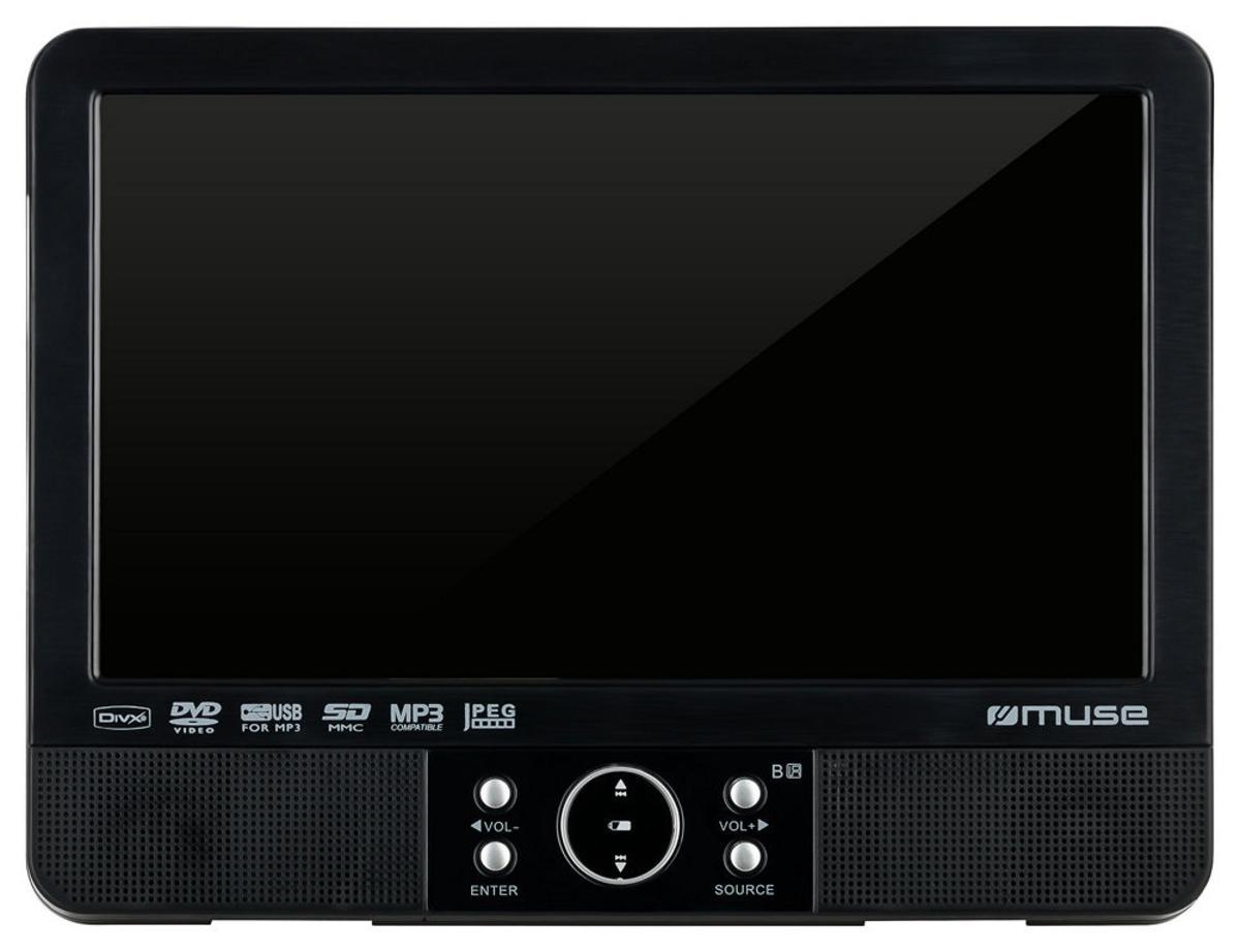 """Bild 2 von Muse tragbare DVD-Player, 2er Set , 9"""" (22,5 cm)"""