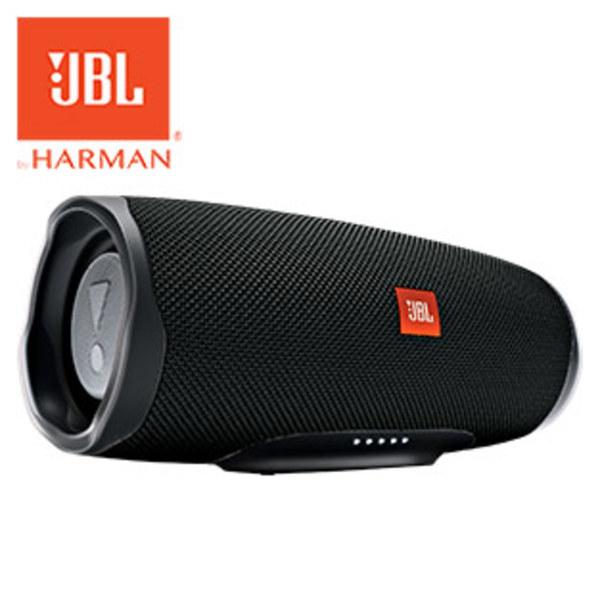 Bluetooth®-Lautsprecher Charge 4 • JBL Connect+ für die drahtlose Verbindung von über 100 JBL Connect+-fähigen Lautsprechern • wasserfest (IPX7), bis zu 20 h Musikwiedergabe • robustes Geh