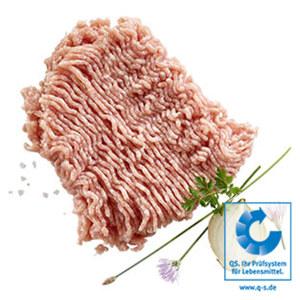 Schweinehackfleisch je 1 kg