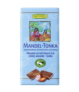 Mandel Tonka Schokolade