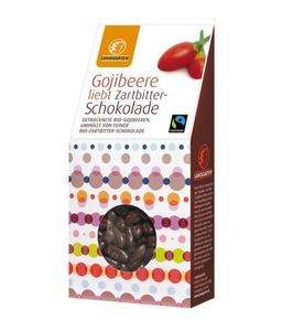 Gojibeeren in ZB Schokolade
