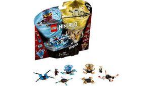 LEGO Ninjago - 70663 Spinjitzu Nya & Wu