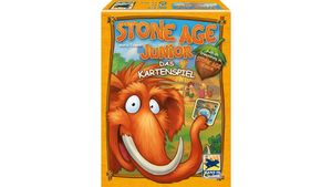 Schmidt Spiele - Kinderspiele - Stone Age Junior, Kartenspiel