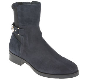 Tommy Hilfiger Stiefelette - TH BUCKLE BOOTIE STRETCH