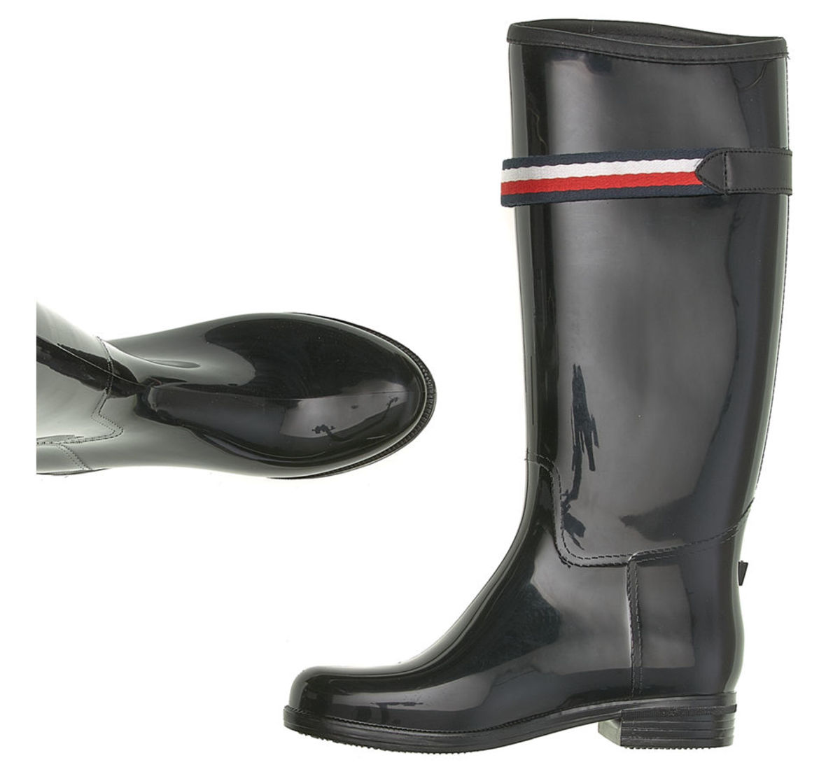 Bild 2 von Tommy Hilfiger Gummistiefel - CORPORATE BELT LONG RAIN BOOT
