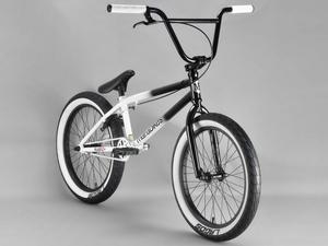 mafiabikes Kush2+ 20 Zoll BMX Bike Fahrrad verschiedene Farbvarianten , Farbe:monochrome
