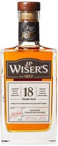 J.P. Wiser 18 Jahre Canadian 40% Vol.