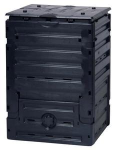 Komposter Eco-Master 450 Liter schwarz GARANTIA 628001