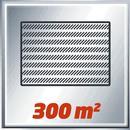 Bild 3 von Einhell Akku-Rasenmäher GC-CM 36/1 Li, Lithium-Ionen Akku 36 V, 3 Ah, Schnittbreite 37 cm, Schnitthöhenverstellung 6-stufig, zentral 25 - 75 mm, 3413115