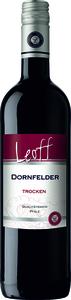 2016 Leoff Dornfelder Pfalz QbA 0,75 l trocken