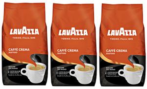 Lavazza Caffè Crema Gustoso | ganze Bohne | 3x1000g