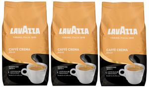 Lavazza Caffè Crema Dolce | ganze Bohne | 3x1000g