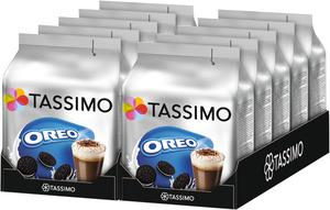 Tassimo Oreo Kakaospezialität | 10 Packungen á 8 T Discs