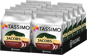 Tassimo Jacobs Caffè Crema Classico   10 Packungen á 16 T Discs