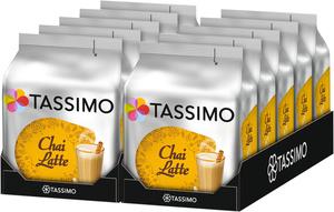 Tassimo Chai Latte   10 Packungen á 8 T Discs