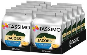Tassimo Jacobs Caffè Crema mild   10 Packungen á 16 T Discs