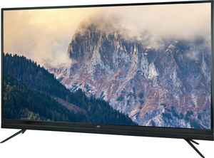 JTC 4K Ultra HD LED 139 cm (55 Zoll) ATLANTIS SOUND 5.5N UHD Smart TV, Triple Tuner mit integrierter Soundbar