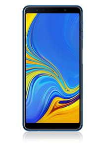Samsung Galaxy A7 (2018) 64GB, Blue, EU-Ware