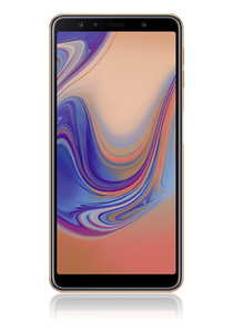 Samsung Galaxy A7 (2018) 64GB, Gold, EU-Ware
