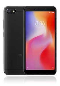 Xiaomi Redmi 6A 32GB Dual-SIM Schwarz EU [13,8cm (5,45