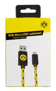 Snakebyte BVB-Micro USB Ladekabel