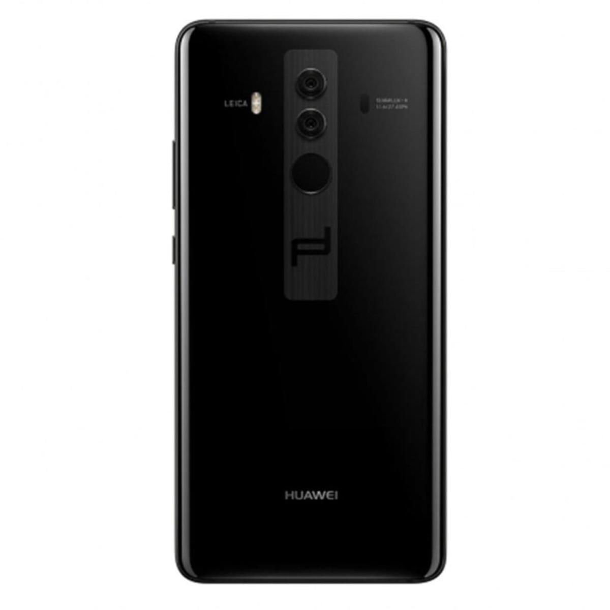 Bild 3 von Huawei Mate 10 Smartphone (5,9 Zoll) 256GB 6GB RAM Porsche Design, Farbe:schwarz