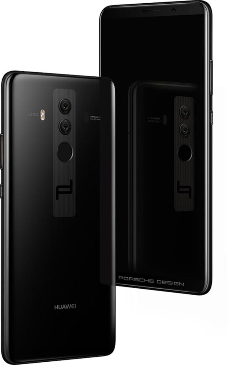 Bild 5 von Huawei Mate 10 Smartphone (5,9 Zoll) 256GB 6GB RAM Porsche Design, Farbe:schwarz