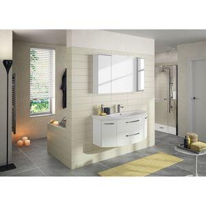home24 Badezimmerset Fokus 4010 IV (2-teilig)