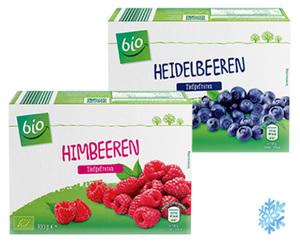 bio Beeren-Sortiment