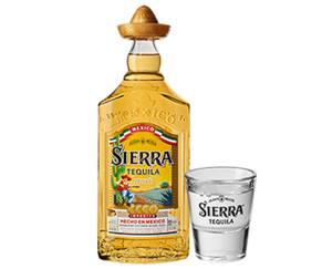 Sierra®  Tequila Reposado oder Silver