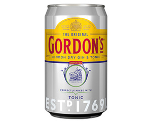 GORDON'S™ & Tonic Gin & Tonic