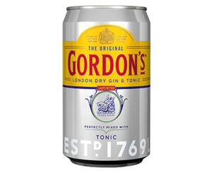 GORDON'S™ & Tonic Gin & Tonic