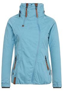 Naketano Kanone Ist Geladen - Jacke für Damen - Blau