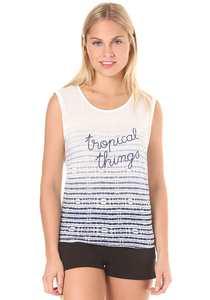 Roxy Smoothie Tropica - T-Shirt für Damen - Weiß
