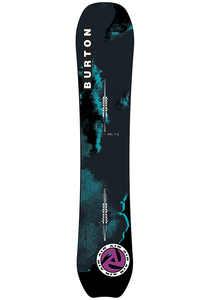 Burton FT Story Board Retro 147cm - Snowboard für Damen - Mehrfarbig