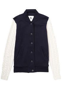 Burton Hitch Fleece Sweat Jacket - Kapuzenpullover für Damen - Blau