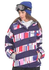 Westbeach Lady Racer ins - Snowboardjacke für Damen - Lila