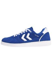 hummel HB Team Suede Sneaker - Blau
