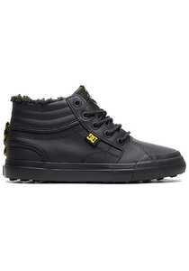DC Evan Hi Wnt - Sneaker für Jungs - Schwarz