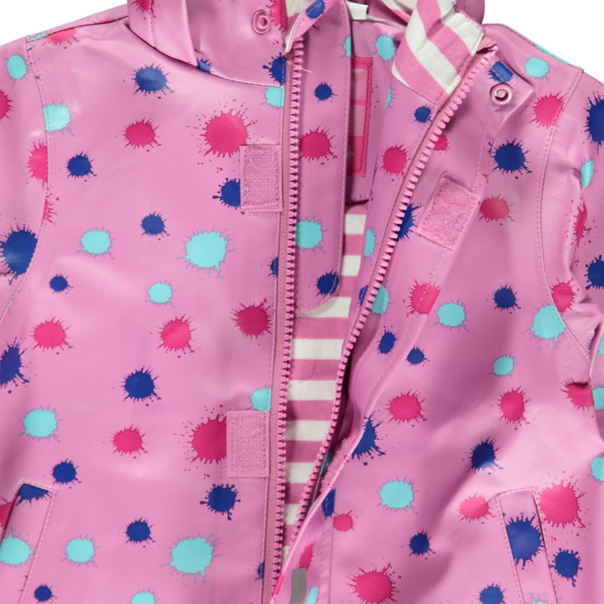 Bild 3 von Mädchen Regenjacke in tollem Design