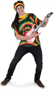 Kostüm - Reggae Man - für Erwachsene - verschiedene Größen