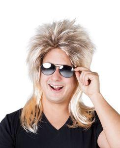 Brille - Polizei - für Erwachsene