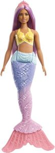 Barbie Dreamtopia - Meerjungfrau - lila